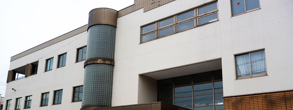 青森県視覚障害者情報センター外観2
